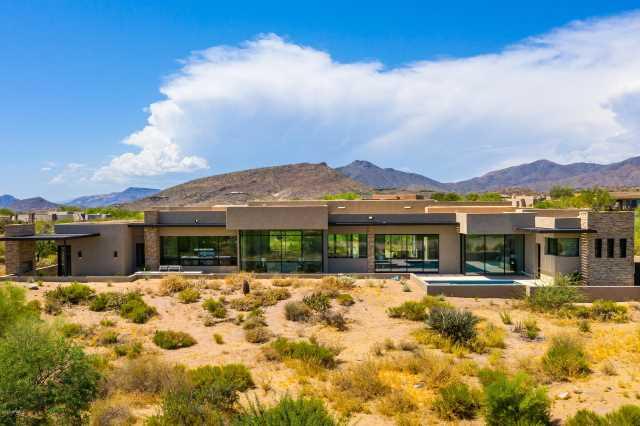 Photo of 8299 E WHISPER ROCK Trail, Scottsdale, AZ 85266