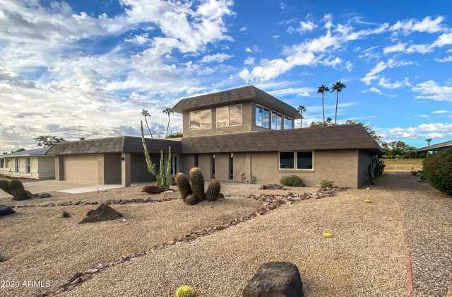 Photo of 10616 W CAMEO Drive, Sun City, AZ 85351