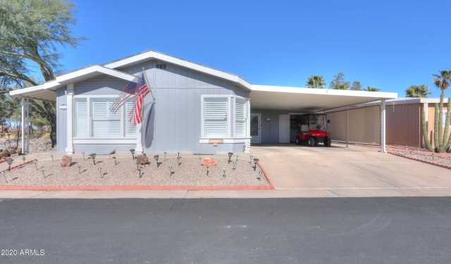 Photo of 2054 N THORNTON Road #1, Casa Grande, AZ 85122