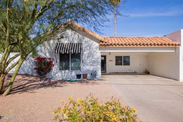 Photo of 7602 E CHAPARRAL Road, Scottsdale, AZ 85250