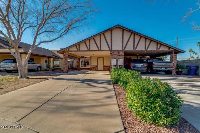 Photo of 3202 E CALYPSO Avenue, Mesa, AZ 85204