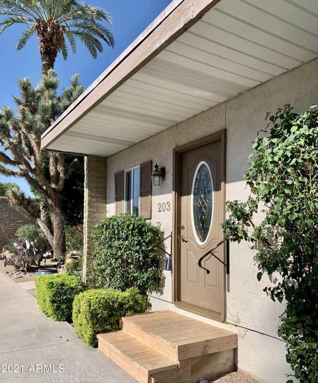 Photo of 4800 N 68TH Street #203, Scottsdale, AZ 85251