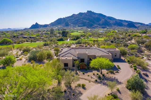 Photo of 4000 E La Ultima Piedra Drive, Carefree, AZ 85377