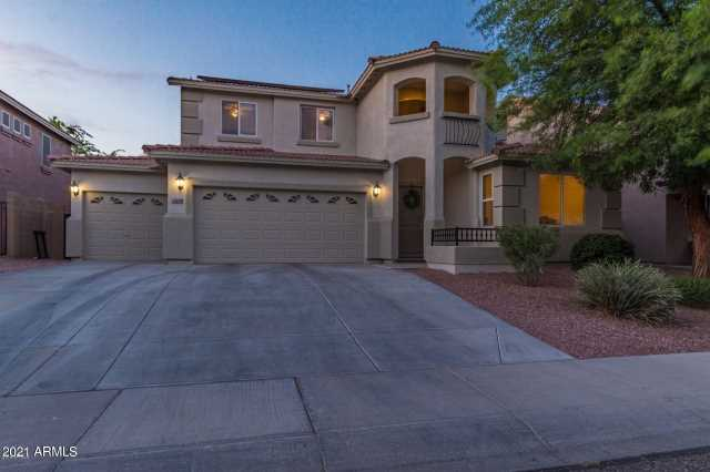 Photo of 18620 W ONYX Avenue, Waddell, AZ 85355