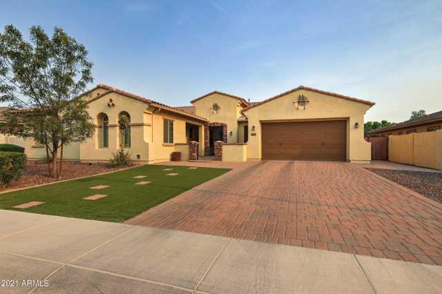Photo of 3361 E AZALEA Drive, Chandler, AZ 85286