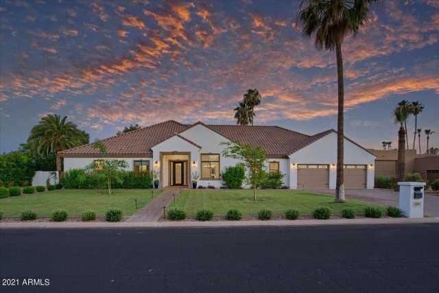 Photo of 5437 E CORTEZ Drive, Scottsdale, AZ 85254