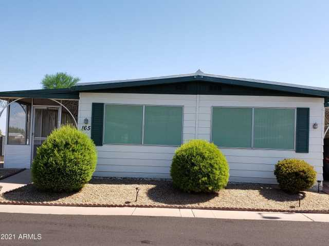 Photo of 10201 N 99TH Avenue #165, Peoria, AZ 85345