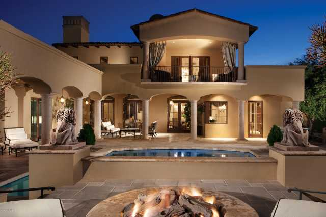 Photo of 9782 E LEGACY Lane, Scottsdale, AZ 85255