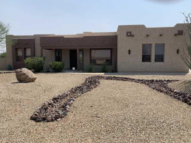 Photo of 23013 W PEAK VIEW Road, Wittmann, AZ 85361