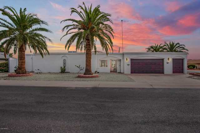 Photo of 14643 N FALLBROOK Court, Sun City, AZ 85351