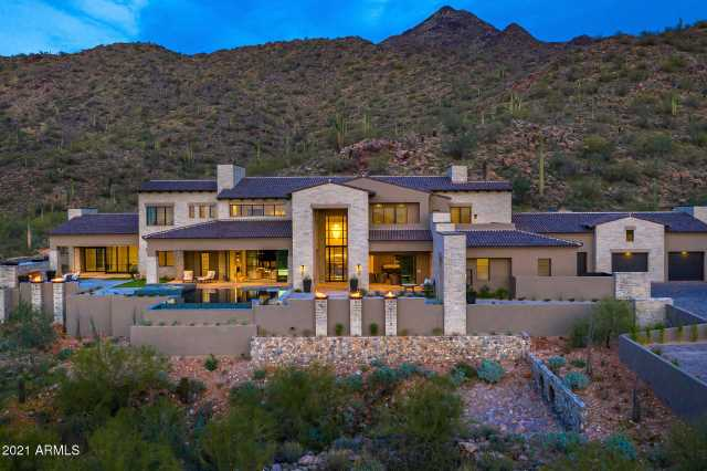 Photo of 10731 E RIMROCK Drive, Scottsdale, AZ 85255