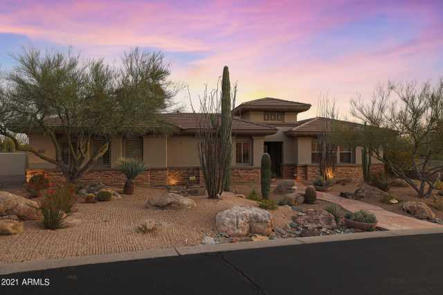 Photo of 10907 E MEADOWHILL Drive, Scottsdale, AZ 85255