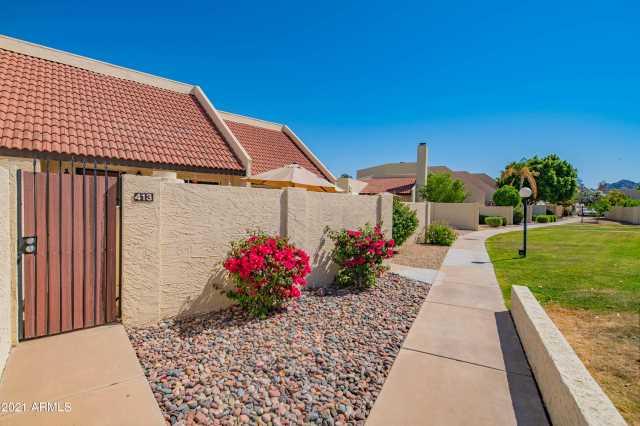 Photo of 413 E IRONWOOD Drive, Phoenix, AZ 85020