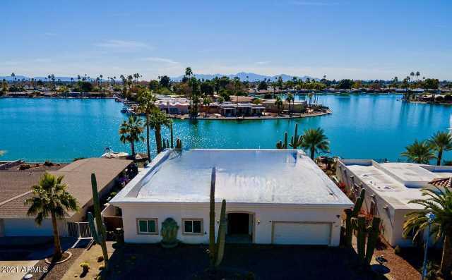 Photo of 14017 N WHISPERING LAKE Drive N, Sun City, AZ 85351