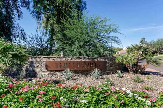 Photo of 7710 E GAINEY RANCH Road #104, Scottsdale, AZ 85258