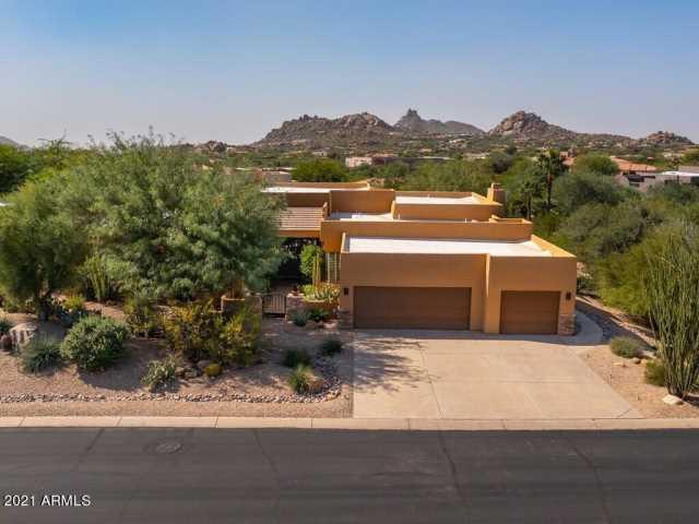 Photo of 10949 E DALE Lane, Scottsdale, AZ 85262