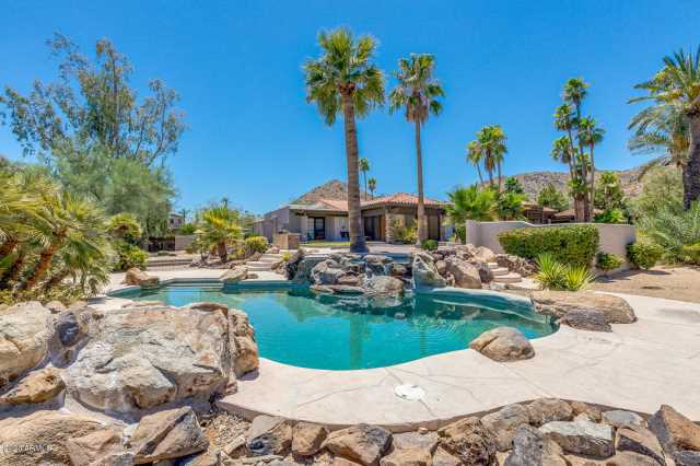 Photo of 4724 E FOOTHILL Drive, Paradise Valley, AZ 85253
