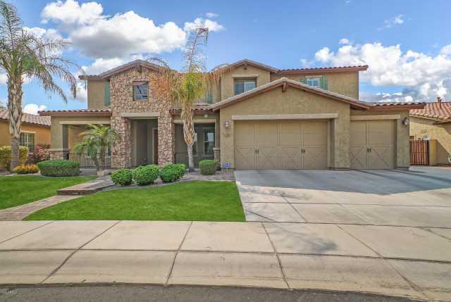 Photo of 4150 S PINNACLE Place, Chandler, AZ 85249
