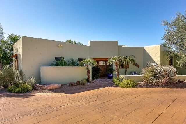 Photo of 9644 E CASITAS DEL RIO Drive, Scottsdale, AZ 85255