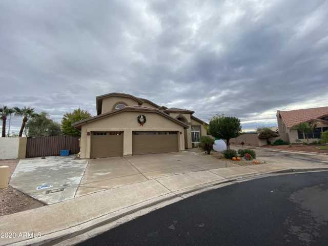 Photo of 3719 E WINDSONG Drive, Phoenix, AZ 85048