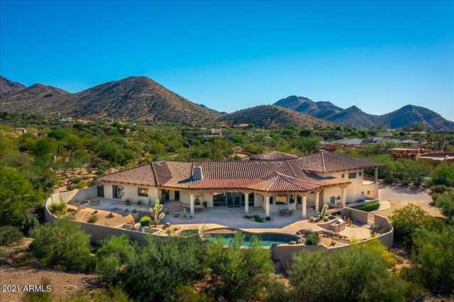 Photo of 10030 E JOPEDA Lane, Scottsdale, AZ 85255