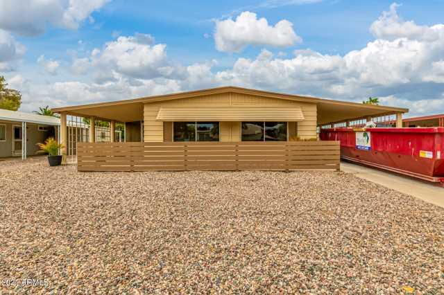 Photo of 26006 S COUNTRY CLUB Drive, Sun Lakes, AZ 85248
