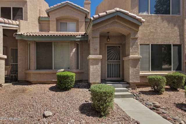 Photo of 4805 E KACHINA Trail #34, Phoenix, AZ 85044