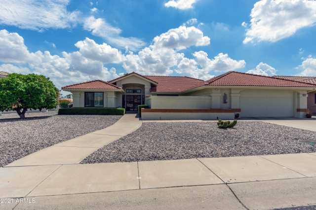 Photo of 13913 W PENNYSTONE Drive, Sun City West, AZ 85375