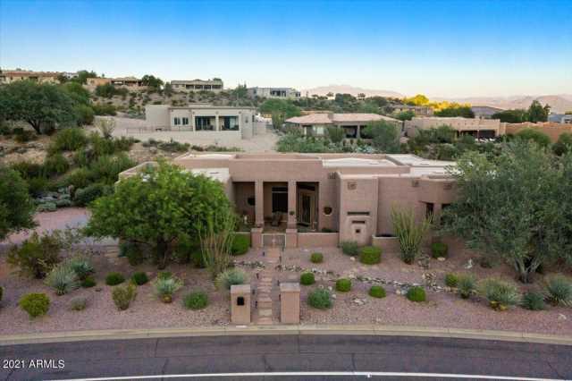 Photo of 15609 N SUNRIDGE Drive, Fountain Hills, AZ 85268