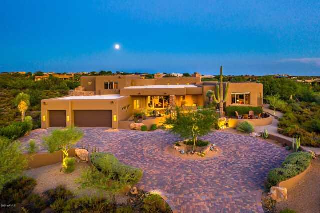 Photo of 11181 E MESQUITE Drive, Scottsdale, AZ 85262