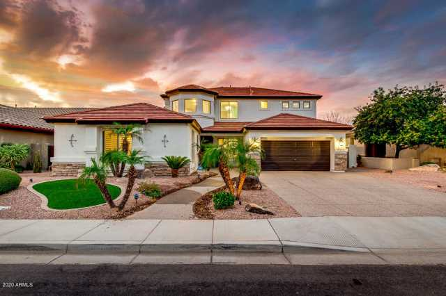Photo of 4070 E CLUBVIEW Drive, Gilbert, AZ 85298