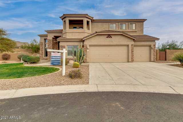 Photo of 3823 N STONE GULLY Circle, Mesa, AZ 85207
