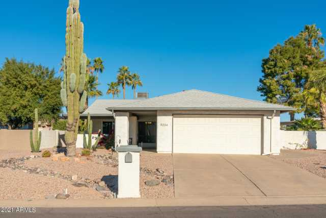 Photo of 9034 E PALMER Drive, Sun Lakes, AZ 85248
