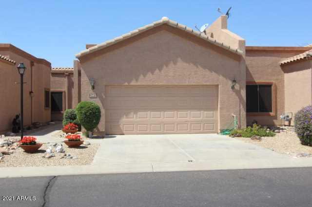 Photo of 18650 N 91ST Avenue #2601, Peoria, AZ 85382