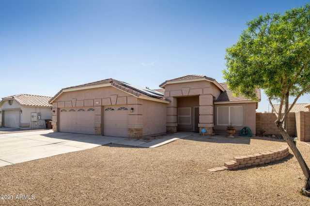 Photo of 10769 W QUAIL Avenue, Sun City, AZ 85373