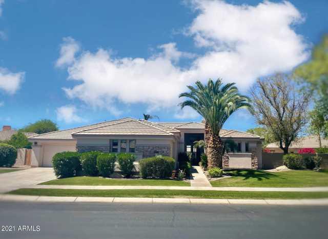 Photo of 1642 W LYNX Way, Chandler, AZ 85248