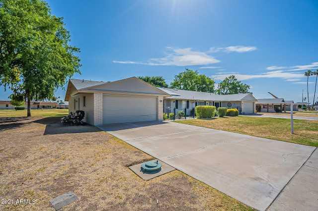 Photo of 14835 N BOSWELL Boulevard, Sun City, AZ 85351