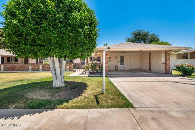 Photo of 10843 W CHERYL Drive, Sun City, AZ 85351