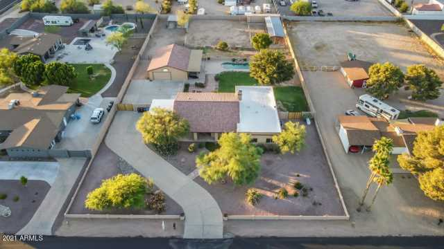 Photo of 5028 W MISTY WILLOW Lane, Glendale, AZ 85310