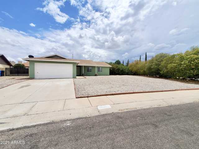 Photo of 482 HEGGE Drive, Sierra Vista, AZ 85635