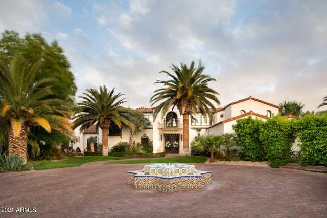 Photo of 6667 E STALLION Road, Paradise Valley, AZ 85253