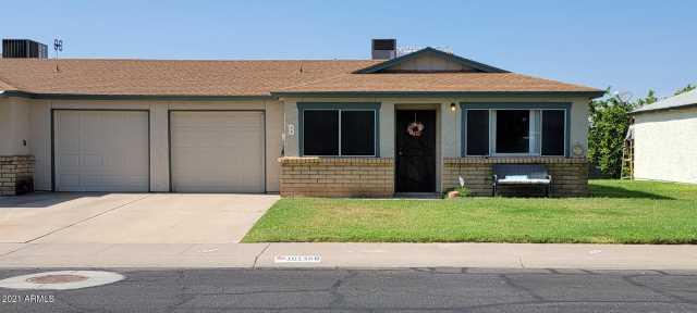 Photo of 10138 N 97TH Drive #B, Peoria, AZ 85345