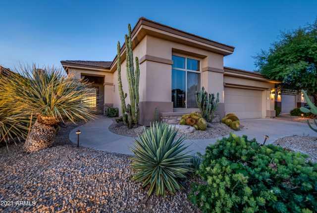 Photo of 8278 E HOVERLAND Road, Scottsdale, AZ 85255