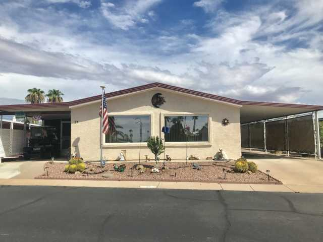 Photo of 8103 E SOUTHERN Avenue #21, Mesa, AZ 85209