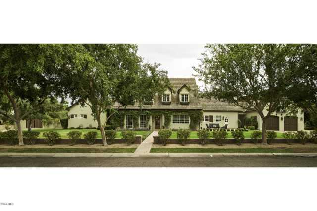 Photo of 5915 E ARCADIA Lane, Phoenix, AZ 85018