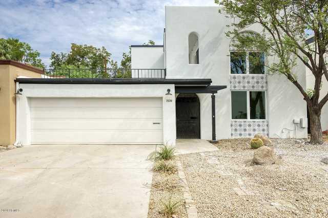 Photo of 2520 E CRITTENDEN Lane, Phoenix, AZ 85016