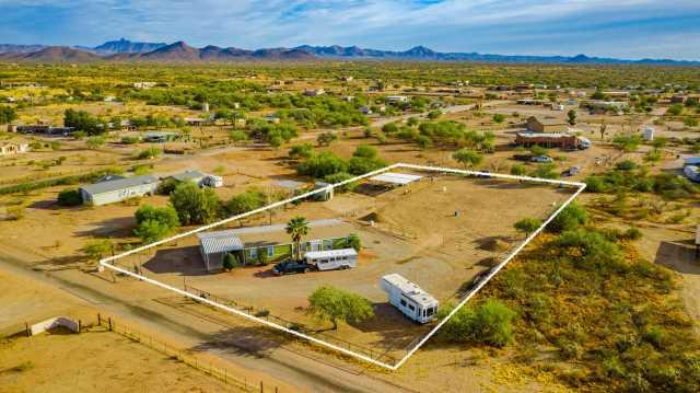 Photo of 40623 N 253RD Avenue, Morristown, AZ 85342