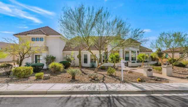 Photo of 8305 E LEONORA Street, Mesa, AZ 85207