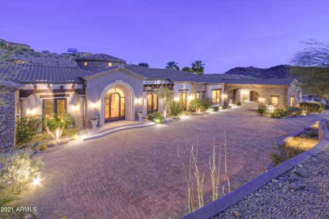 Photo of 10637 N ARISTA Lane, Fountain Hills, AZ 85268