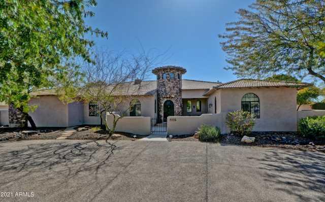 Photo of 8335 W LA CAILLE --, Peoria, AZ 85383